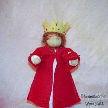 Blumenkinderwerkstatt König rot