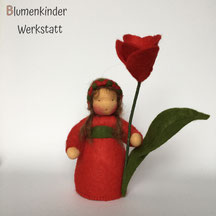 Blumenkinderwerkstatt Tulpe