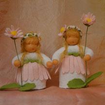 Blumenkinderwerkstatt Gänseblümchenpärchen