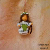 Blumenkinderwerkstatt  Birke Baumhänger