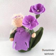 Blumenkinderwerkstatt Primel lila