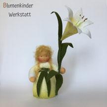 Blumenkinderwerkstatt Lilie