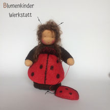 Blumenkinderwerkstatt Marienkäfer