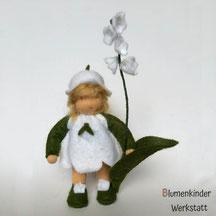 Blumenkinderwerkstatt Maiglöckchen mit Beinchen