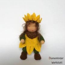 Blumenkinderwerkstatt mini Sonnenblume