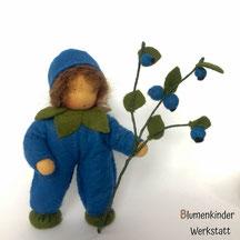 Blumenkinderwerkstatt Blaubeerjunge