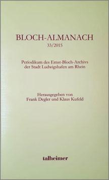 Bloch-Almanach, Folge 33/2015