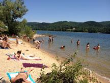 Lac de St-Ferréol