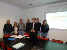 La Communauté de communes Lot-et-Tolzac, les cabinets URBA2D et ARTIFEX