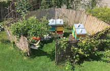 """Bienengarten der HonischBienen: """"Ballenmoos"""" in Bad Waldsee"""