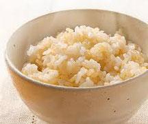 発芽玄米食