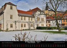 Rudolstadt Kalender Thüringen Heidecksburg Heimat Saale Geschenke Geschenk