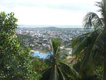 Sihanoukville Tages Tour mit privat Guide