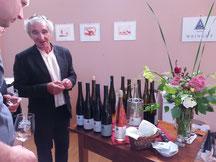 Das Weingut Ahrendt ist so gut wie unbekannt an der Ahr und verkauft seine Weine in einem kleinen Kundenkreis.