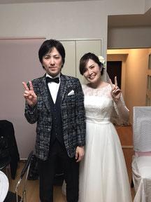 洋装ヘアメイク 1.5次会パーティー