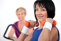 Fitness Baiersbronn Aktiv ins Alter