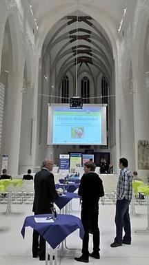 ehemalige Kirche - Training - myBusinessCamp.de © 2017