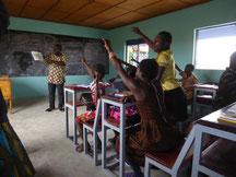 Klassenzimmer PRIMARSCHULE DYARAMA