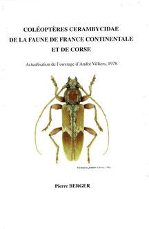 Coléoptères Cerambycidae