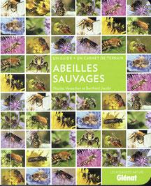 Ouvrage de vulgarisation d'espèces d'abeilles sauvages