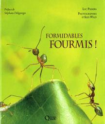 Ouvrage général-Formidables fourmis