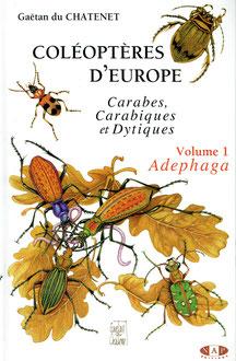 Coléoptères d'Europe - Adephaga