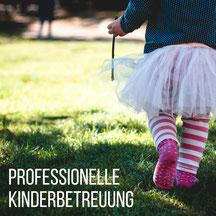 Kinderbetreuung Harmjanz. Professionelle Kinderbetreuung