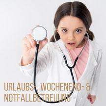Kinderbetreuung Harmjanz. Urlaubs-, Wochenend- und Notfallbetreuung.