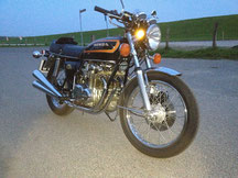 Honda CB 550 Four, (Besitzer: Uwe Rettke)