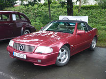 Mercedes 230 E W123 (Besitzer: Rolf Strunk)