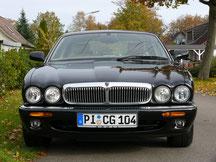 Jaguar XJ8, (ehem. Besitzer: Christian Grünz)