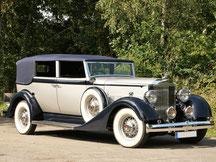 Packard 1934 (Besitzer: Guntram Hohorst)