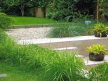 Garten-Planung mit Treppen von Garten Christensen