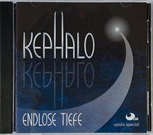 kephalo, endlose tiefe, instrumentalmusik, 3 gitarren