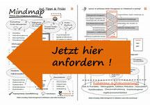 "Risiko-Consulting: Arbeitshilfe. Mindmap ""Risiko-Management im Mittelstand""."