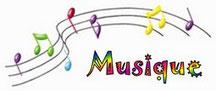 voir la rubrique Musique