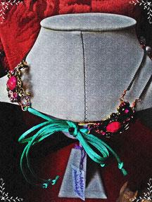 Butterflyfairy collar back side - 25,00 Euro