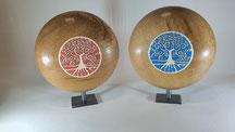 urn, urnen, mini urn,  houten urn,  design urn, kunst urn,  tree  of life,  honden urn, unieke urn, foetus urn, embryo urn, crematie urn, crematorium urn, overlijden, Celtic kalender, celtic urn
