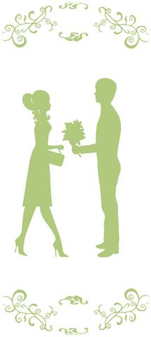 Hochzeit, Wedding, Mann, Frau, Blumen, Heirat, romantisch