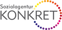 Sozialagentur Konkret Logo