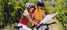 Radreisen von Belvelo zu Frühbuchervorteilen bei Singer Reisen & Versicherungen buchen.