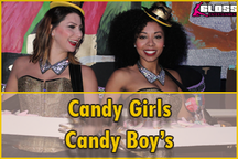 candy girls,candy boy's