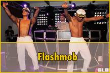 Flashmob inhuren