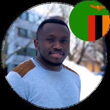 Study in Japan for Africa- Mr Walubita Mufalo- Zambia