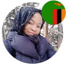 Study in Japan for Africa- Mrs Joy Chitupa- Zambia