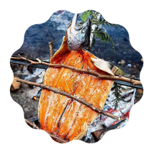 forel met salie alpha en omega outdoor