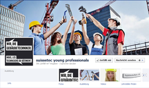 Start suissetec young professionals