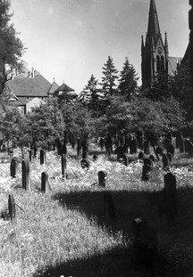 The old Jewish cemetery Fulda