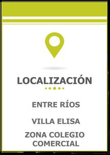 Lotes en Villa Elisa Entre Ríos, Se venden Lotes desde 300 [m²], Loteo en Villa Elisa, Comercializa Carina Rossier Inmobiliaria,