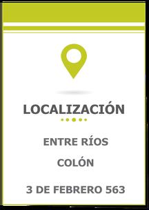 Lote en Colón, Entre Ríos; Lote en Colón; Lote 576 m² en Colón; Termas de Colón; Playas Río Uruguay Colón